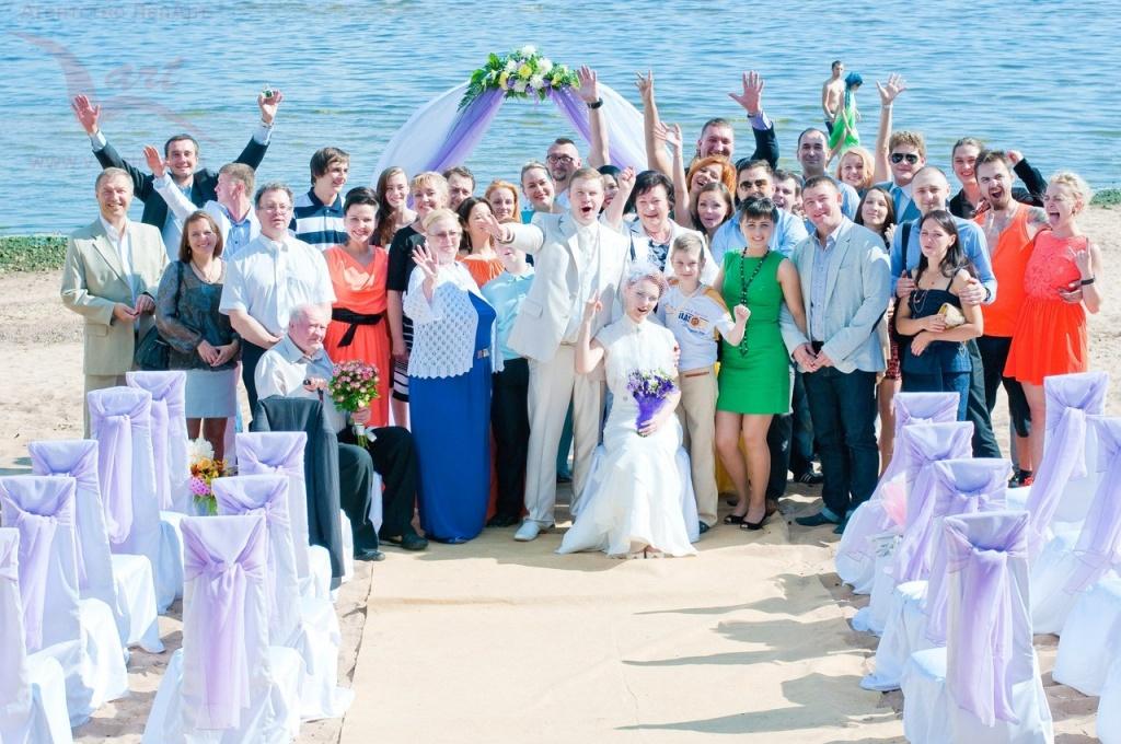 Свадьба от ЛенАрт