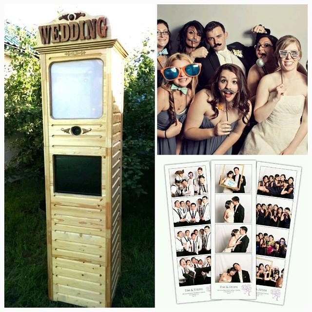 Фото-будка на свадьбу